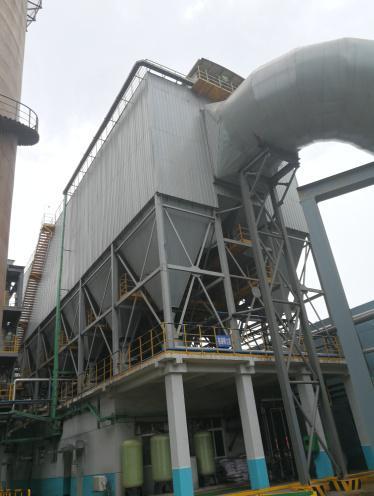 焦炉烟气新建小苏打干法脱硫-布袋除尘-SCR
